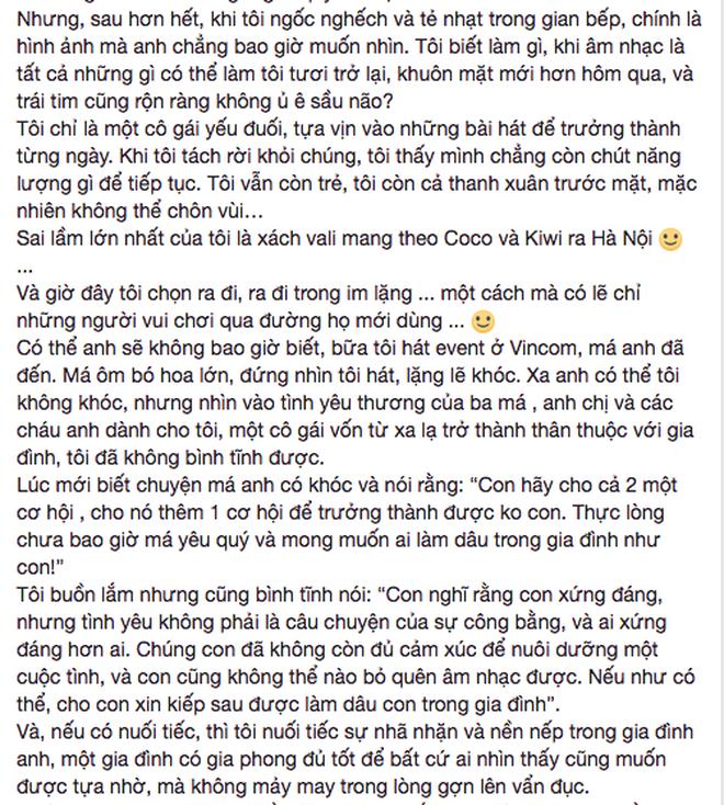 """Giữa bốn bề Showbiz """"viết văn chán"""", Văn Mai Hương bỗng nổi lên như một viên ngọc quý vậy! - Ảnh 2."""