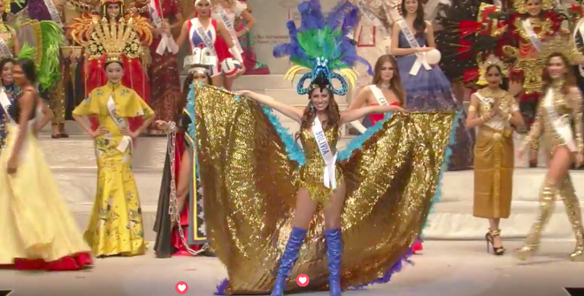 Chung kết Miss International 2017: Đại diện Indonesia đăng quang, Thùy Dung trượt Top 15 - Ảnh 11.