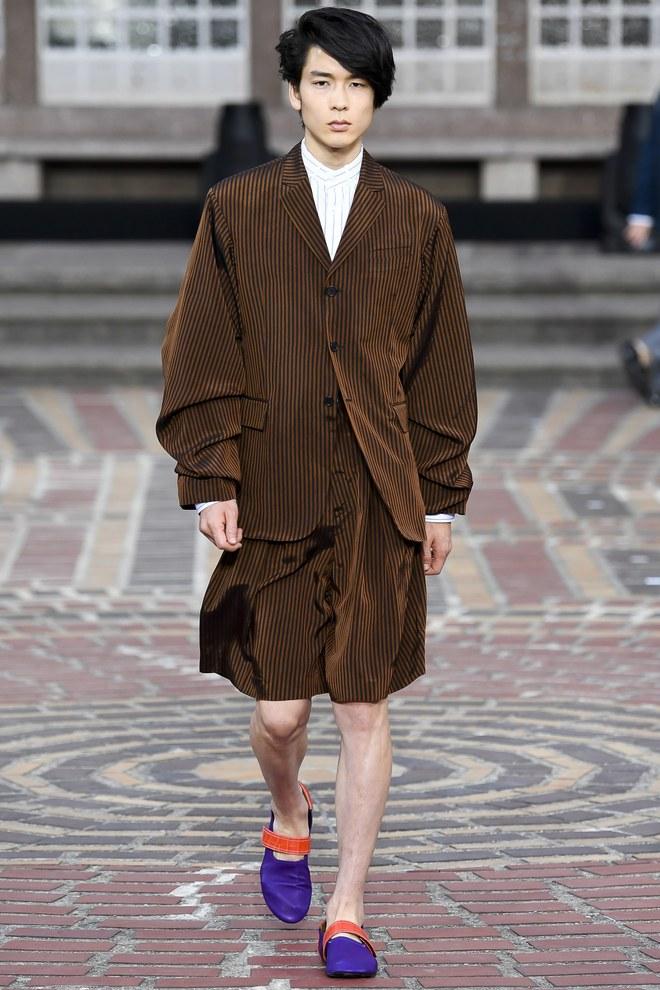 ĐỘC: Có show diễn lưỡng long nhất thể cả thời trang nam và nữ, chỉ sử dụng mẫu châu Á - Ảnh 17.