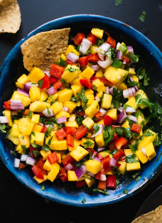 Chỉ 3 bước là có ngay món salad xoài ngon như ăn ở nhà hàng - Ảnh 4.