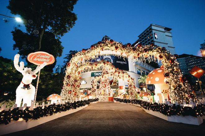 """""""Get Away"""" mùa Giáng sinh và năm mới: Tại sao không đến Singapore? - Ảnh 9."""