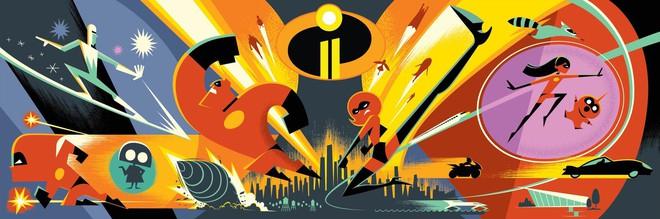 Khi nào Walt Disney mới chịu tung ra trailer cho The Incredibles 2? - Ảnh 2.