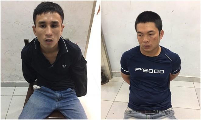 Cướp xe máy bị phát hiện, hai tên trộm xin đưa nhóm hiệp sĩ 100 triệu đồng để được thả - Ảnh 2.