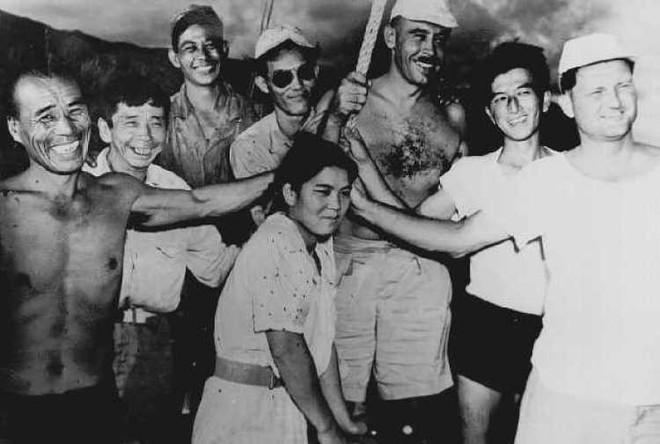Nữ chúa đảo hoang và 33 người đàn ông: Thảm kịch đẫm máu trên hòn đảo gây rúng động lịch sử Nhật Bản - Ảnh 2.
