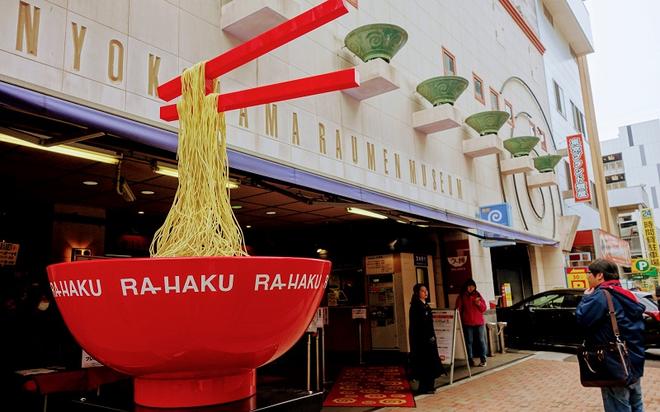 Ghé thăm bảo tàng mỳ ramen độc nhất vô nhị tại Nhật Bản - Ảnh 3.
