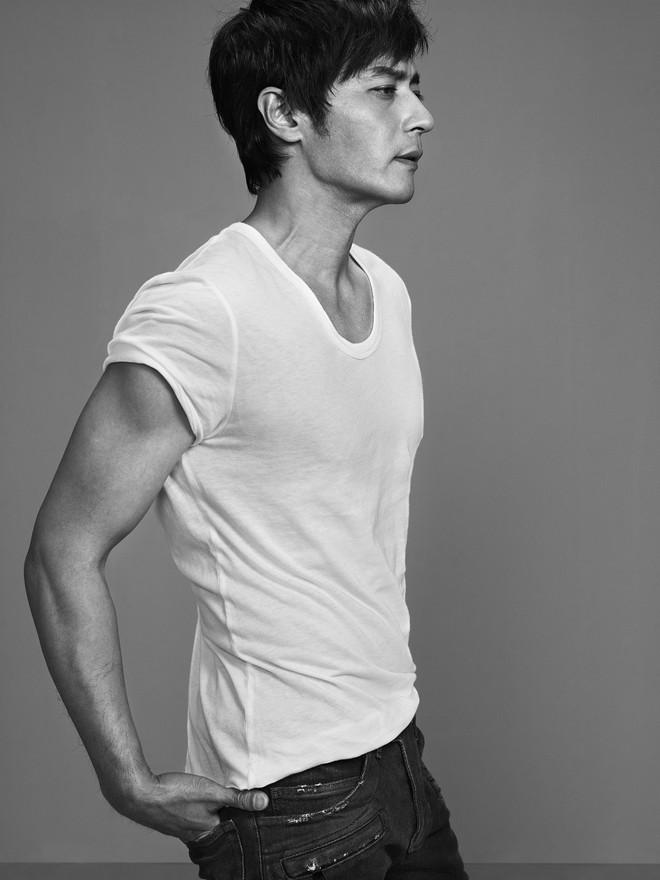 """11 """"ông chú"""" hot nhất màn ảnh Hàn: Đẹp thế này, có là chú thì vẫn muốn gọi """"oppa"""" nhé! - Ảnh 1."""