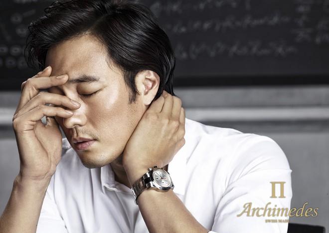 """11 """"ông chú"""" hot nhất màn ảnh Hàn: Đẹp thế này, có là chú thì vẫn muốn gọi """"oppa"""" nhé! - Ảnh 2."""
