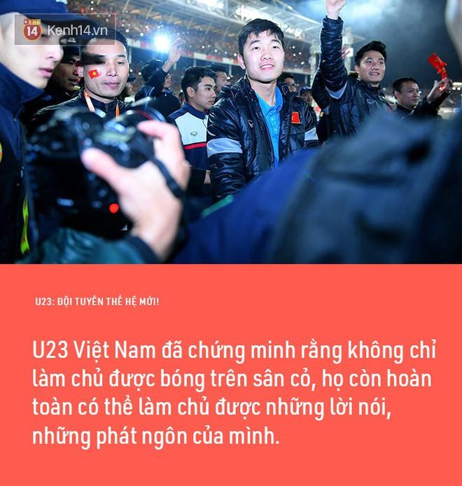 U23 Việt Nam: Đã đến lúc để chúng ta tự hào về một đội tuyển rất văn minh của thế hệ mới! - Ảnh 12.