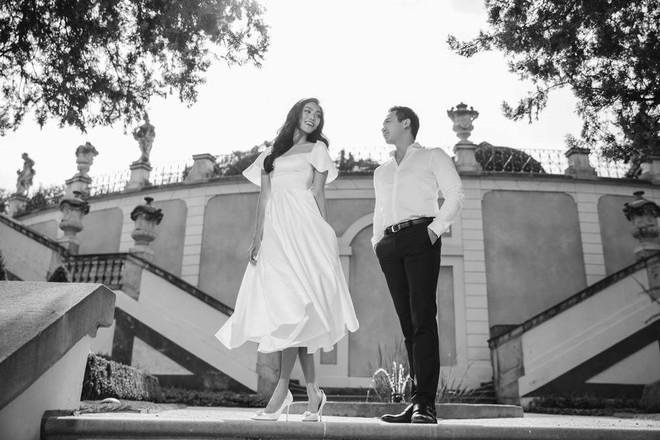 3 ngày nữa là lễ cưới, đến tận hôm nay 2 chiếc váy cưới của Lan Khuê mới được hé lộ 3