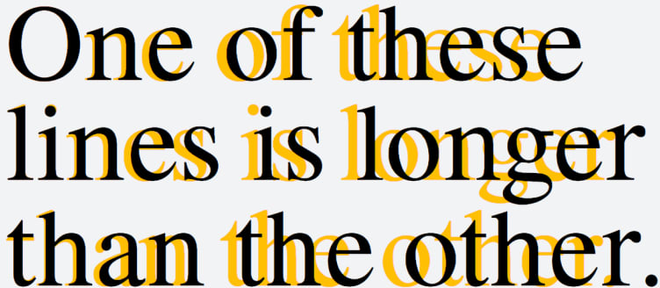 Đây chính là font chữ anh em sinh đôi với Times New Roman, và bạn sẽ té ngửa khi biết nó dùng để làm gì - Ảnh 2.