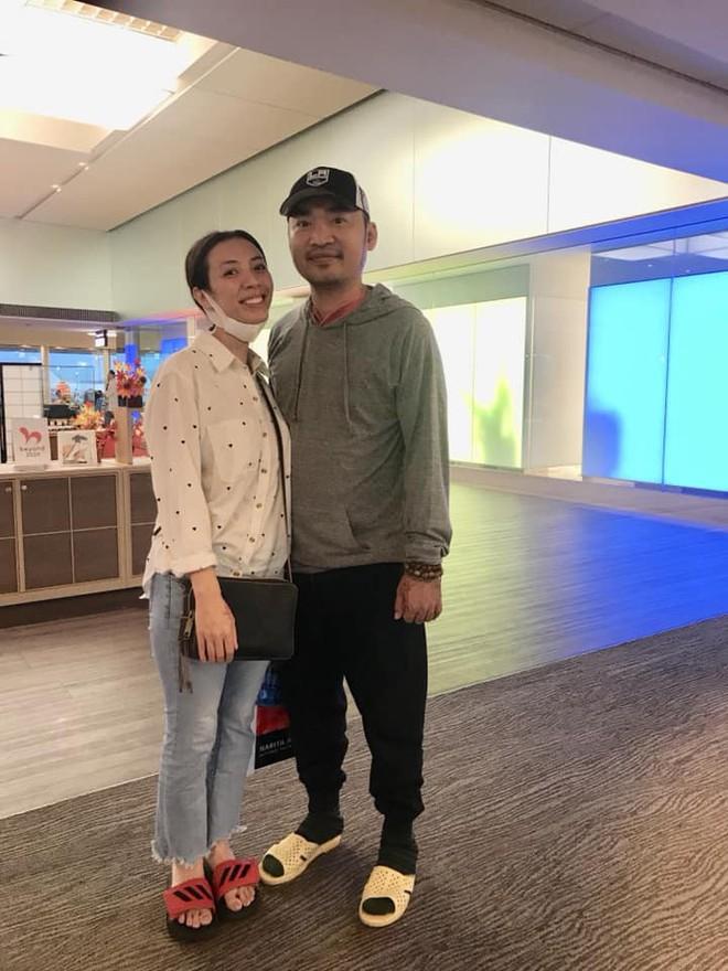 Trót quên ngày sinh nhật chồng, Thu Trang chống chế bằng lời chúc mừng cực dí dỏm để nịnh Tiến Luật - Ảnh 1.