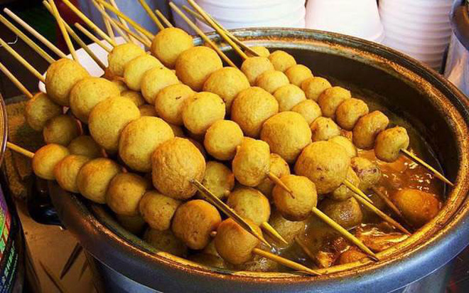 Những món ăn vặt nổi tiếng của Hong Kong ở ngay Sài Gòn 10