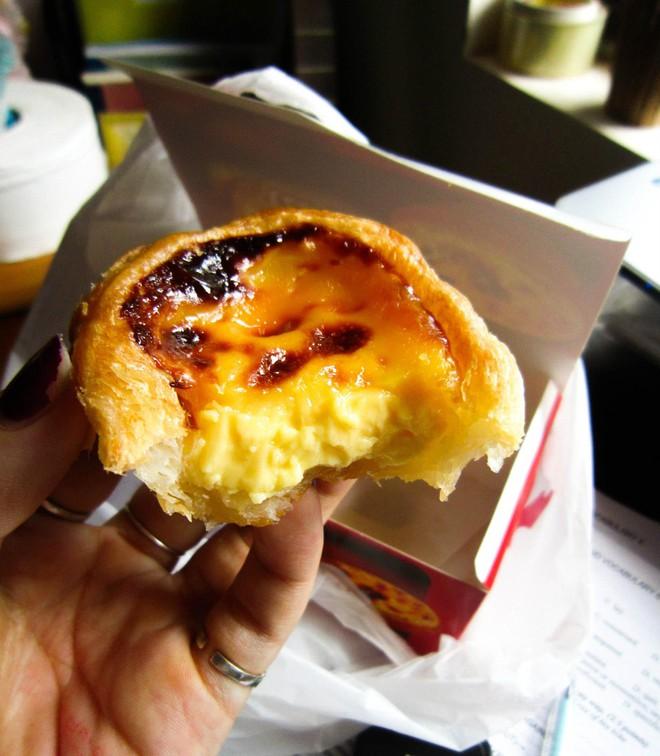 Những món ăn vặt nổi tiếng của Hong Kong ở ngay Sài Gòn 14