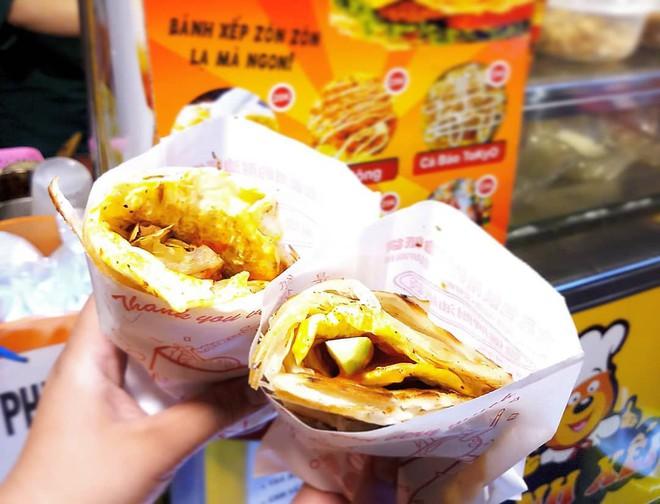 Những món ăn vặt nổi tiếng của Hong Kong ở ngay Sài Gòn 3