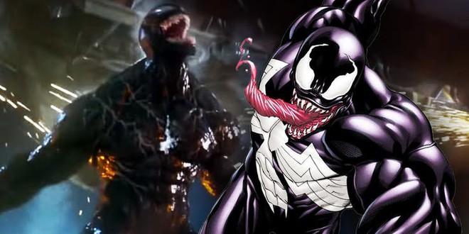 Fan cứng của Venom có nhận ra 10 chi tiết thú vị được cài cắm trong phim không? - Ảnh 8.