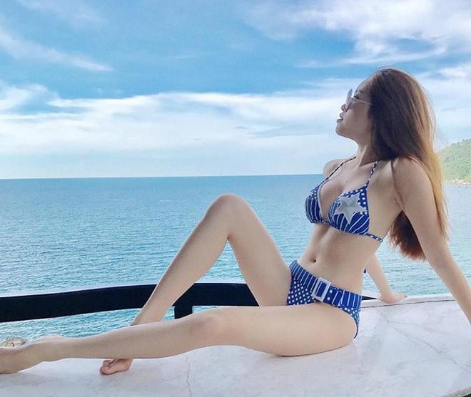 Khi các người đẹp của VTV khoe dáng với bikini: Quyến rũ, gợi cảm bất phân thắng bại! - Ảnh 11.