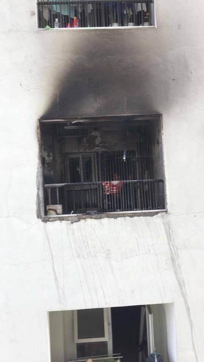 Cháy ở Linh Đàm: Thông tin mới nhất vụ cháy tầng 31 chung cư Linh Đàm - ảnh 2