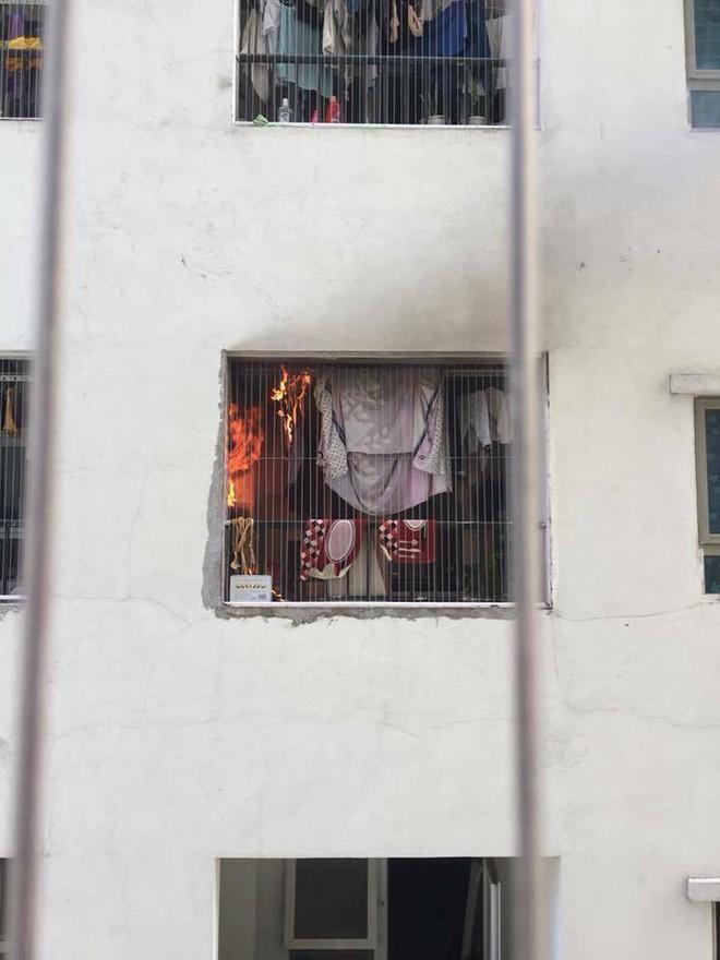 Cháy ở Linh Đàm: Thông tin mới nhất vụ cháy tầng 31 chung cư Linh Đàm - ảnh 1