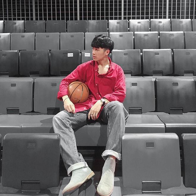 Nam sinh Hà Nội sinh năm 2002 cao 1m79 vô cùng điển trai, tiết lộ vẫn còn F.A - Ảnh 7.
