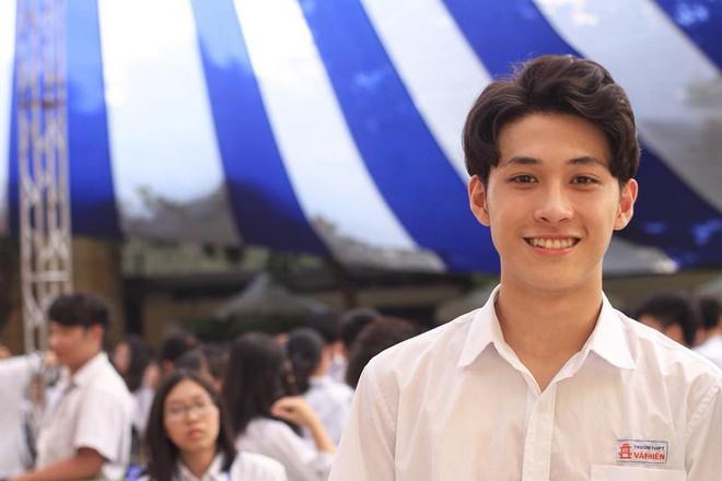 Nam sinh Hà Nội sinh năm 2002 cao 1m79 vô cùng điển trai, tiết lộ vẫn còn F.A - Ảnh 2.