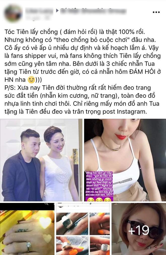 Tóc Tiên và Hoàng Touliver bí mật tổ chức đám hỏi ở Hà Nội?