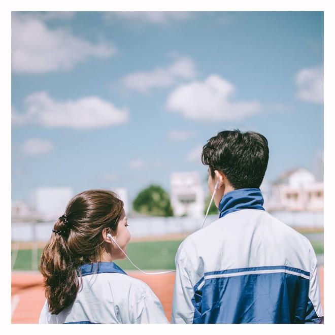 Bộ ảnh thanh xuân trong trẻo chụp ở An Giang đẹp chẳng kém gì trên phim - Ảnh 4.