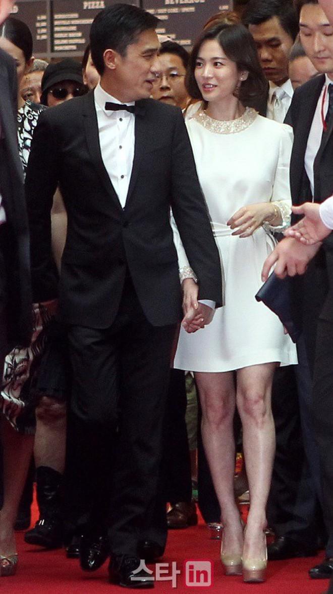 10 năm nhan sắc đỉnh cao nhờ tóc ngắn của Song Hye Kyo: Xén tóc càng nhiều càng đẹp ngút ngàn! - Ảnh 8.