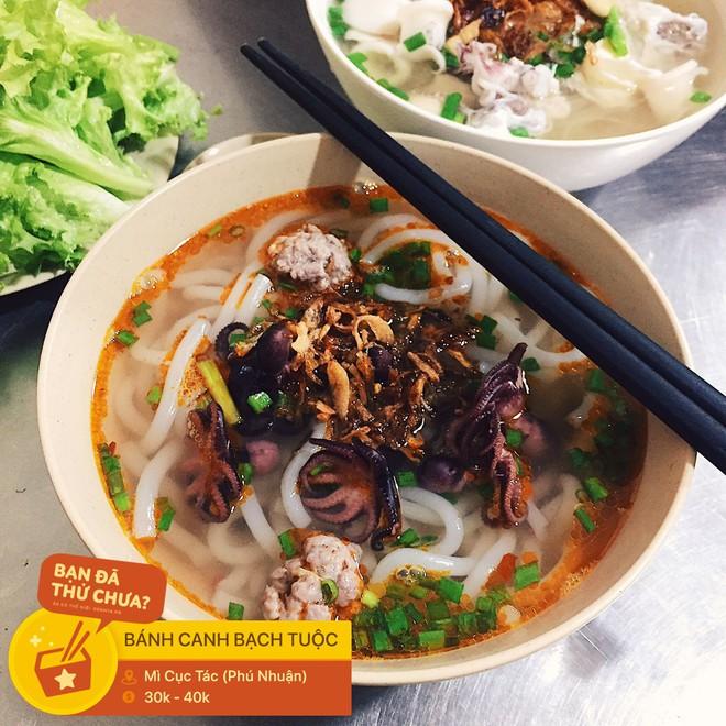 Không sai khi nói người Sài Gòn rất thích ăn bạch tuộc, cứ xem những phiên bản hấp dẫn từ nguyên liệu này sẽ rõ - Ảnh 2.