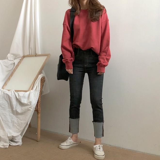 áo nỉ nữ thu đông 2018