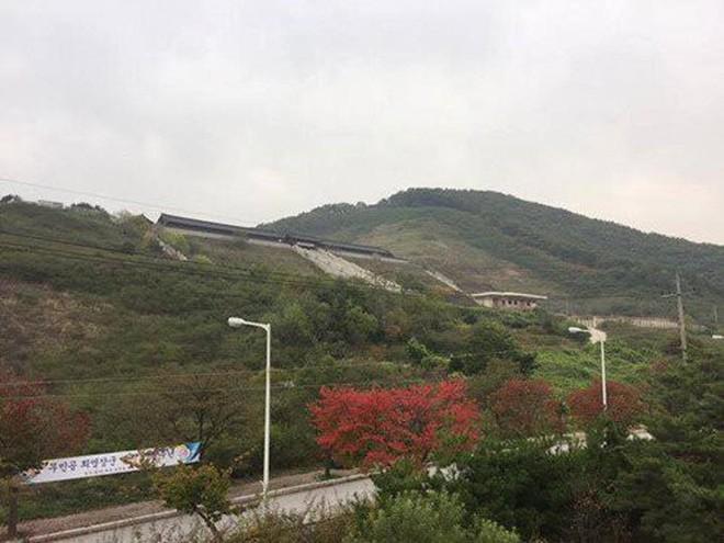 """Khung cảnh """"nên thơ trữ tình"""" ở Hàn Quốc giúp ĐT Việt Nam tập luyện hứng khởi - Ảnh 2."""