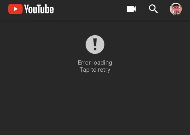 Youtube sập trên toàn cầu, anh khoai tím Thanos bị fan Marvel réo tên