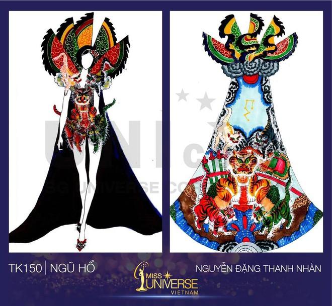 H'Hen Niê tại Miss Universe bất ngờ hé lộ trang phục dân tộc