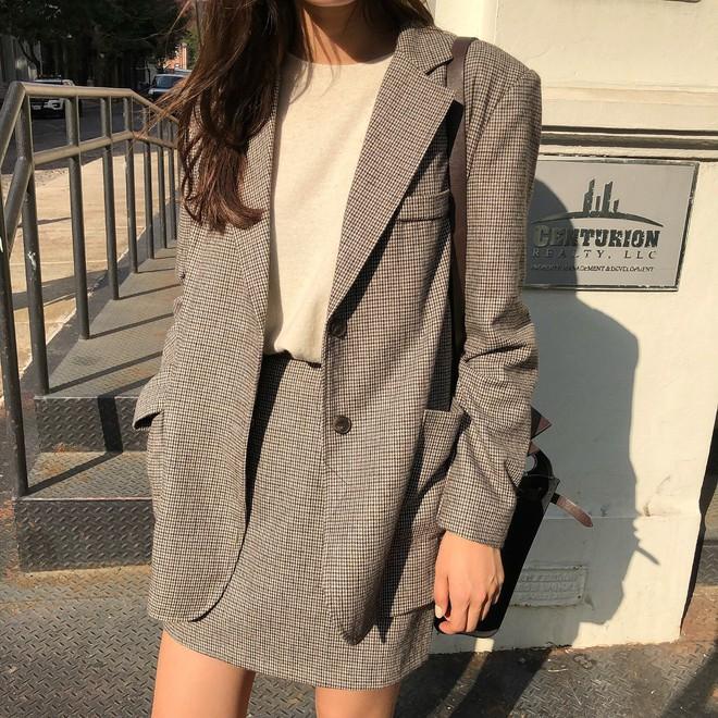 áo blazer thu đông 2018 đẹp nhất