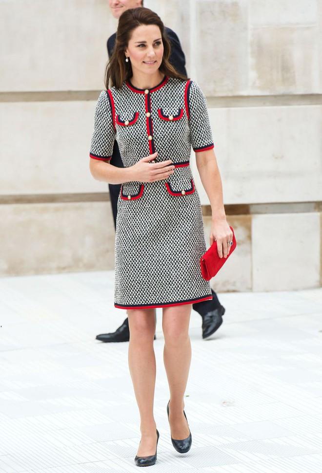 Tinh tế như Công nương Kate: chọn quần tất cũng là nghệ thuật, vừa tự nhiên khó phát hiện lại vừa không lo tuột giày 3