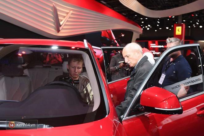 Màn ra mắt 2 xe hơi của VinFast: Đẳng cấp và thấm đẫm tinh thần tự hào dân tộc! - Ảnh 10.