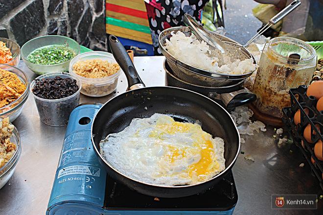 Sài Gòn có những món chẳng thể làm nên chuyện nếu thiếu đi trứng chiên cùng 13