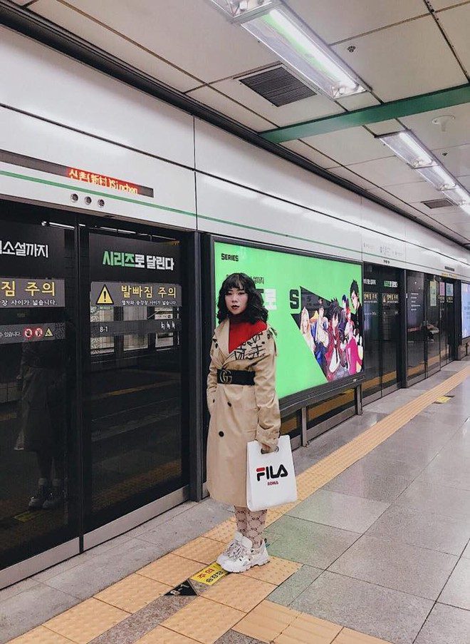 Chả hẹn mà gặp, cảm giác như 1 nửa giới trẻ Việt đều đang ở Hàn Quốc hết rồi! - Ảnh 10.