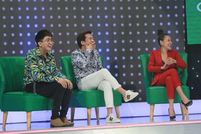 Giọng ải giọng ai: Phạm Quỳnh Anh xúc động trước thí sinh có giọng hát giống Wanbi Tuấn Anh - Ảnh 2.