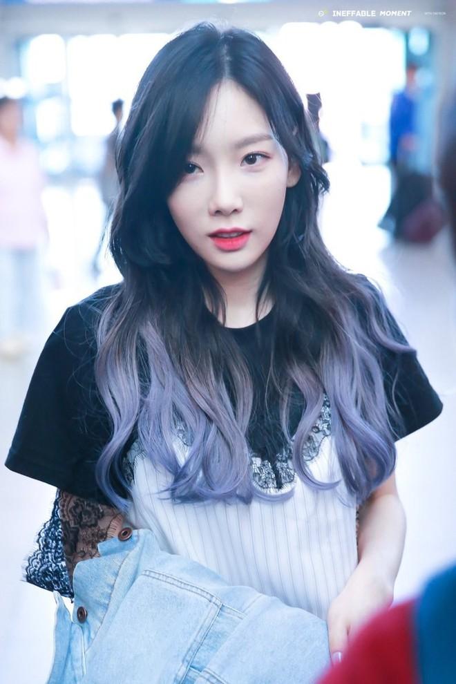 Loạt minh chứng cho thấy: tóc mái thưa thật sự là phao cứu sinh của nhiều idol Hàn - Ảnh 2.