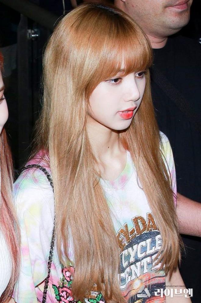 Loạt minh chứng cho thấy: tóc mái thưa thật sự là phao cứu sinh của nhiều idol Hàn - Ảnh 3.