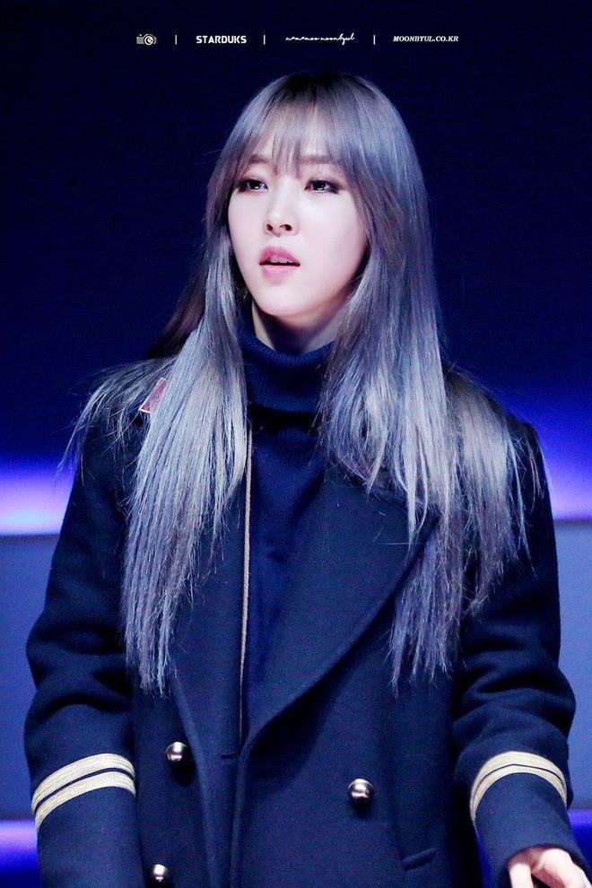 Loạt minh chứng cho thấy: tóc mái thưa thật sự là phao cứu sinh của nhiều idol Hàn - Ảnh 4.