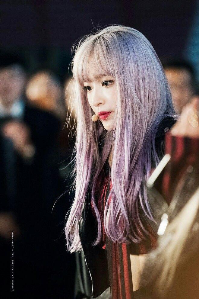 Loạt minh chứng cho thấy: tóc mái thưa thật sự là phao cứu sinh của nhiều idol Hàn - Ảnh 9.