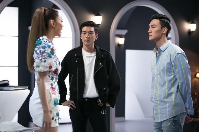 The Face: Được Võ Hoàng Yến soạn cả bài diễn văn thuyết phục, Brian Trần vẫn bị Minh Hằng loại thẳng! - Ảnh 2.