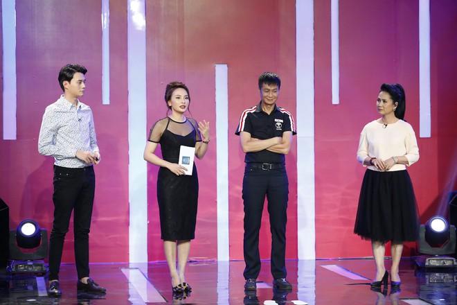 Lâm Khánh Chi cuống cuồng khi phải làm thơ về mẹ chồng - con dâu - Ảnh 1.
