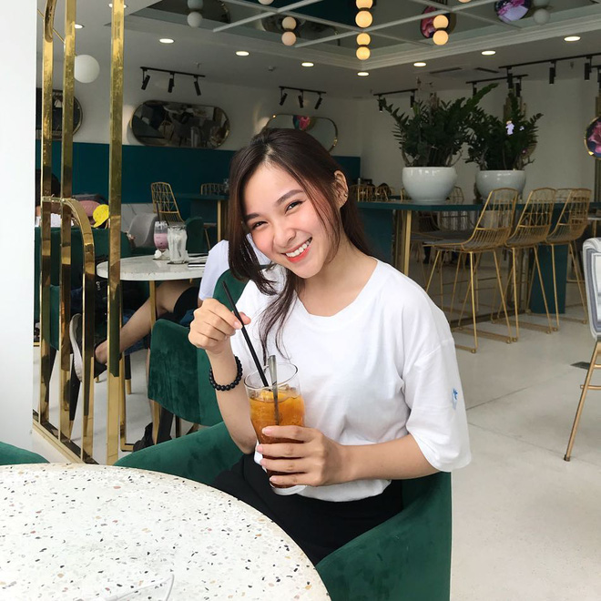 Yumi Dương: Em gái MC Yumi Dương ngày càng xinh đẹp, công khai bạn trai - ảnh 4