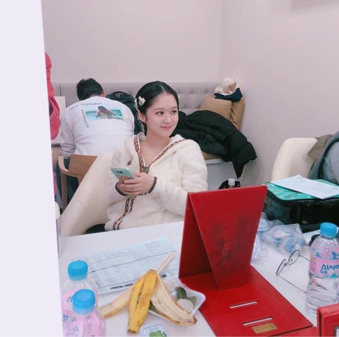 Jang Na Ra trẻ đáng kinh ngạc dù đã bước sang tuổi 38 - Ảnh 2.