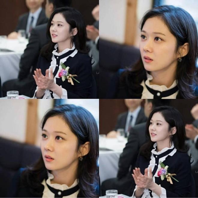 Jang Na Ra trẻ đáng kinh ngạc dù đã bước sang tuổi 38 - Ảnh 5.