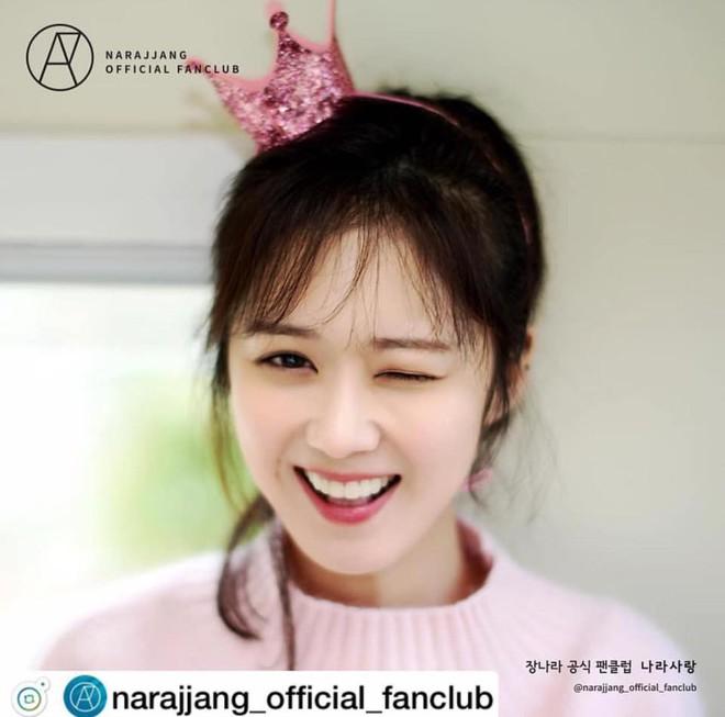 Jang Na Ra trẻ đáng kinh ngạc dù đã bước sang tuổi 38 - Ảnh 6.