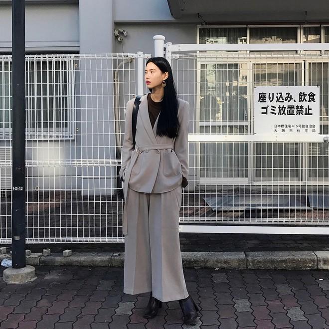 áo blazer xu hướng mới nhất đông 2018