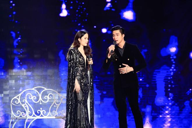 Cặp đôi vàng: Cẩm Ly dành lời khen cho giọng hát Nam Em - Ảnh 3.